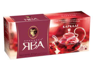 "Princess Java ""Hibiscus"" Packaged tea"